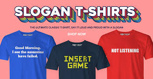 best t shirt shop the home of cool t shirts since 2003