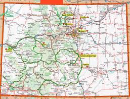 Colorado Topo Maps by More Colorado The Land Of Many Rivers Heavy Metal Sailing