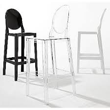 Xert Bar Table One More Stool By Kartell Louis Ghost Stool Bar And Counter