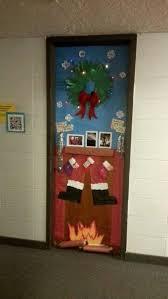backyards holiday door decorating contest christmas classroom