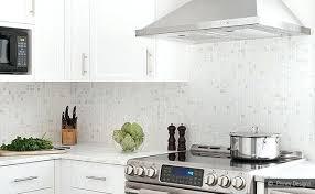 backsplash for kitchen with white cabinet white kitchen mosaic backsplash cashadvancefor me