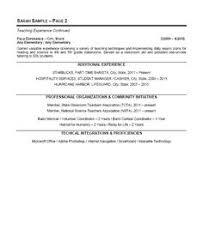 Sample Educator Resume by Essay Writing Slimshot7 On Pinterest