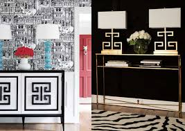 greek key home decor 7 ways to incorporate greek key design styles for your home