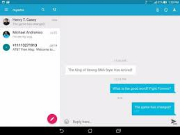 what is an android tablet how to send sms messages on an android tablet with mysms