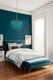 Turquoise Bedroom Decor Ideas by Classy Turquoise Bedroom In Interior Home Designing With Turquoise
