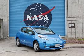 nasa and nissan join forces to build self driving vehicles for