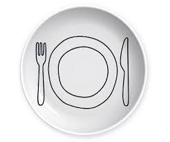 bite sized appetizer plates
