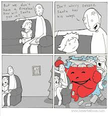 Kool Aid Oh Yeah Meme - santa catching a lift with the kool aid man oh yeah funny