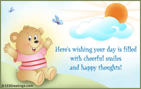 happy thoughts free send a joke ecards greeting cards 123