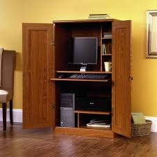 Computer Cabinet Armoire by Home Design Furniture Ikea Hutch Computer Armoire Corner