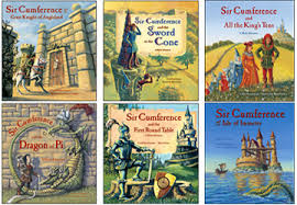 Sir Cumference And The First Round Table Sir Cumference Book Set Toutabouttoys