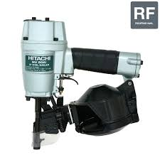 shop hitachi 2 in 15 degree siding nailer at lowes com