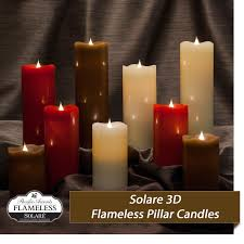 flameless candles by pacific accents lifelike flameless candles