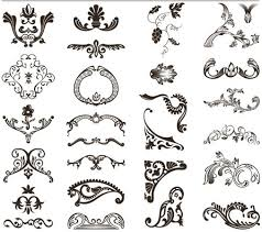 ornaments free vector ai format free vector vectorpage