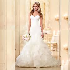 Wedding Dresses Cheap Country Style Mermaid Lace Long Sleeves Wedding Dresses 2017