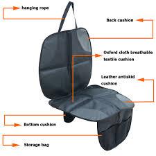 Waterproof Cushion Storage Bag by Dealsmachine Baby Kids Children Car Seat Protector Waterproof