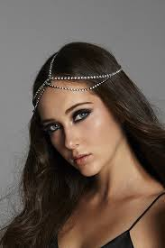 jewelled headdress alternative headpieces for brides