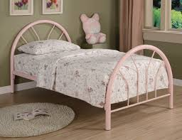 decor twin bed frame metal designs popular twin metal bed frame