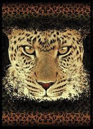 Animal Area Rug Homely Ideas Animal Area Rugs Charming Details About Safari Black