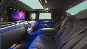 bulletproof trasco s class limo beats mercedes benz pullman to