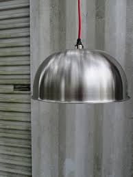 Steel Pendant Lights Fancy Stainless Steel Pendant Light Minimal Modern Pendant