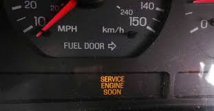 gmc acadia check engine light how the check engine light can affect your fuel economy