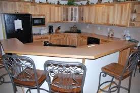 custom kitchen islands with seating designs ideas and decors