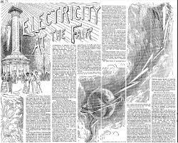 Chicago World S Fair 1893 Map by National History Day The History Rat
