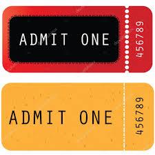 doc ticket admit one template u2013 free printable admit one ticket