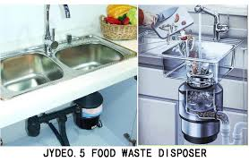 Yancheng Jiangyang Foreign Trade Engine Co Ltd - Kitchen sink food waste disposer