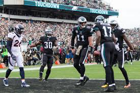 Six Flags In Denver Eagles Broncos Final Score Observations From Philadelphia U0027s