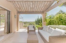 covered outdoor seating villa andrea st tropez u2022 villa guru