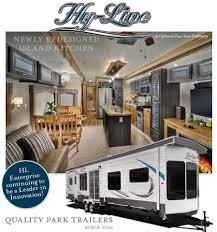 rv park model floor plans hy line park models