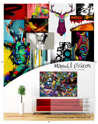 maxwell dickson 2012 california gift show 2012 dates california