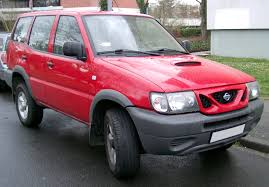 red nissan 2008 file nissan terrano ii front 20080303 jpg wikimedia commons