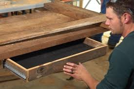 add a drawer under a table how to build a reclaimed wood office desk glue pertaining add drawer