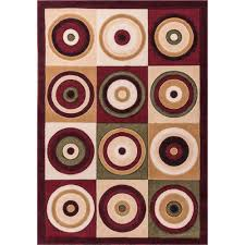 Modern Geometric Rugs by Well Woven Dulcet Commerce Multi 3 Ft 3 In X 5 Ft 3 In Modern