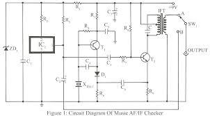 musical car reverse horn circuit diagram wiring diagram simonand