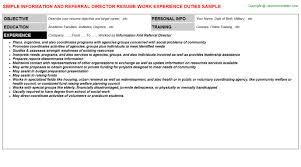 sample resume library director resume ixiplay free resume samples