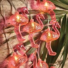 String Lights Uk by Lightware 10 Pink Flamingo Solar String Lights This Is It Stores Uk