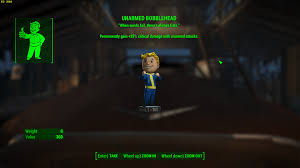 Fallout 3 Bobblehead Map by