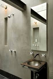 Industrial Style Bathroom Industrial Design Bathroom Wild Rustic Bath 12 Gingembre Co