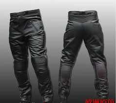 leather motorcycle pants free shipping trousers men s brand fashion new windproof