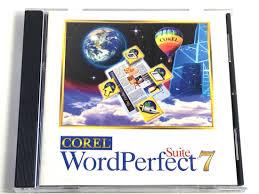 corel wordperfect suite 7 cd rom windows 95 u2013 vintechexpress