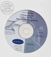 algebra and trigonometry ron larson 9780618802074 amazon com books
