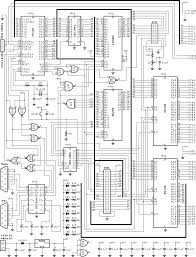 8051 development system circuit board 3 electronic
