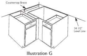 Kitchen Cabinet Carousel Corner Smart Cabinetry Installation Guide