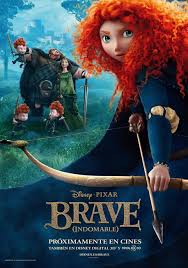Brave (Indomable) (2012) [Latino]