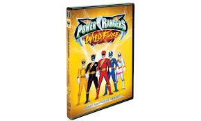power rangers wild force dvds groupon goods