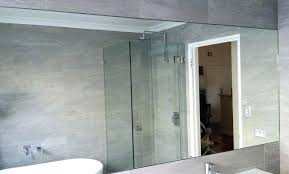 Flat Bathroom Mirrors Large Flat Bathroom Mirrors Juracka Info